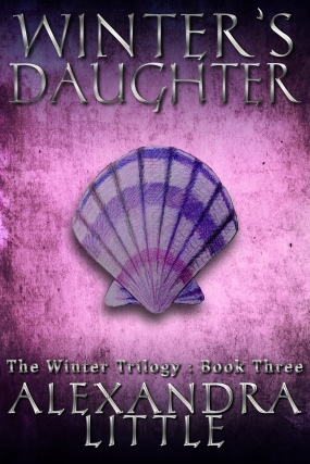 Winter's Daughter Cover NEW