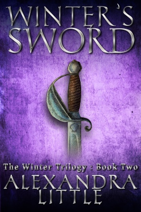 Winter's Sword Cover NEW